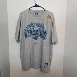 Vintage Panthers NFL T Shirt. AMAZING Graphics!